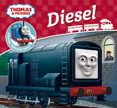 Thomas & Friends: Diesel - Thomas Engine Adventures (Paperback)
