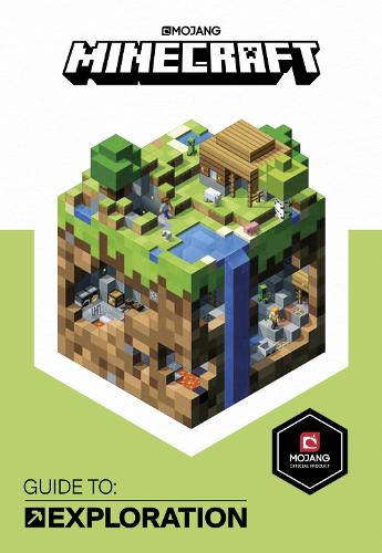 Minecraft Guide to Exploration: An Official Minecraft Book from Mojang (Hardback)