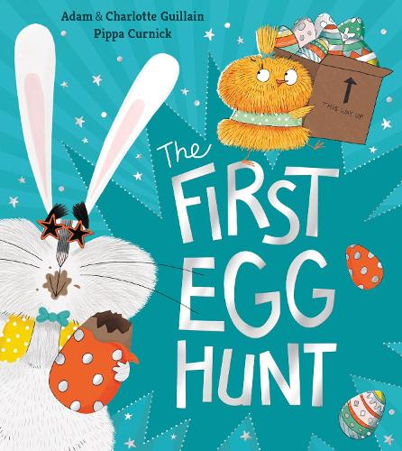 The First Egg Hunt (Paperback)