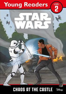 Star Wars Young Readers: Chaos at the Castle (Paperback)