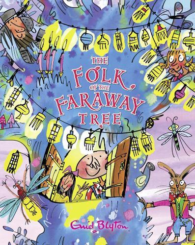 The Folk of the Faraway Tree Gift Edition - The Magic Faraway Tree (Hardback)