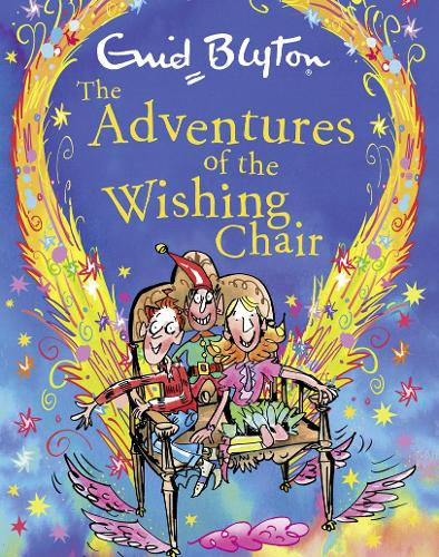 The Adventures of the Wishing-Chair gift edition (Hardback)
