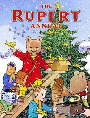 Rupert Annual 2018 - Egmont Annuals 2018 (Hardback)
