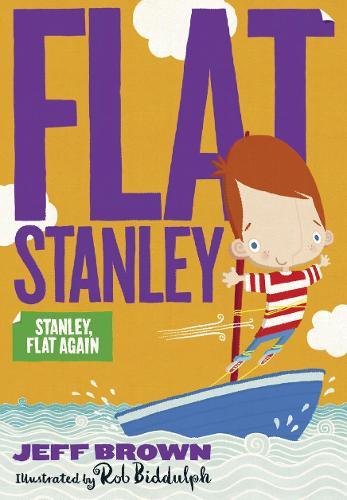 Stanley Flat Again! (Paperback)