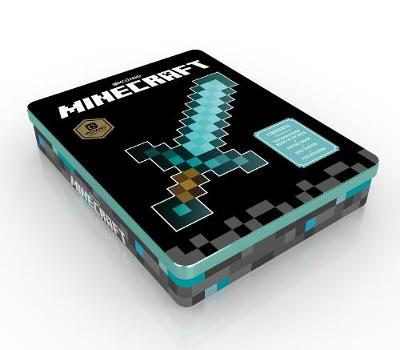 Minecraft Survival Tin: An official Minecraft product from Mojang (Hardback)