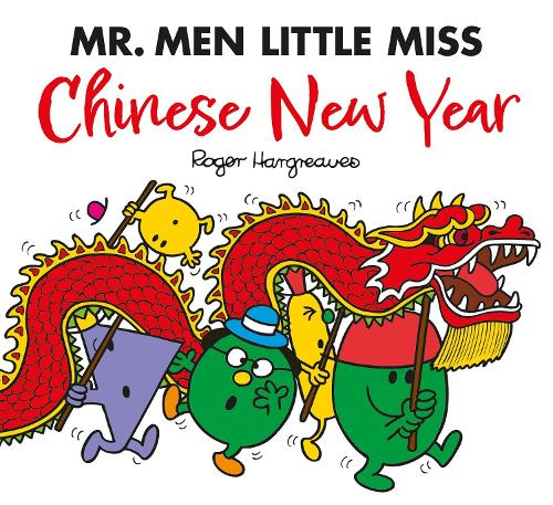 Mr Men: Chinese New Year (Paperback)