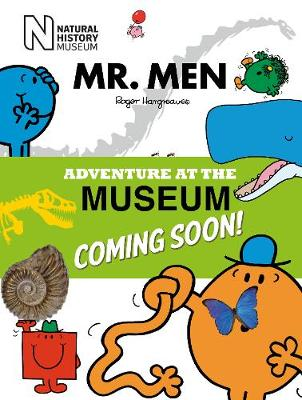 Mr Men at the Natural History Museum (Paperback)