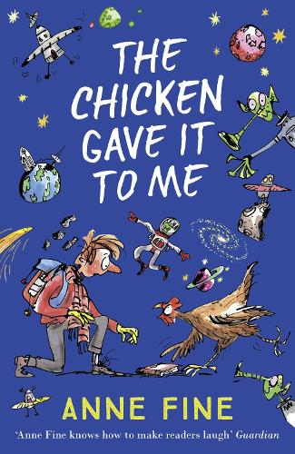 The Chicken Gave it to Me (Paperback)