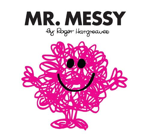 Image result for mr messy
