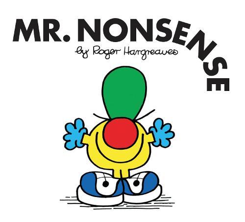 Mr. Nonsense - Mr. Men Classic Library (Paperback)