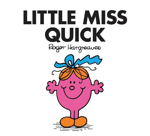 Little Miss Quick - Little Miss Classic Library 20 (Paperback)