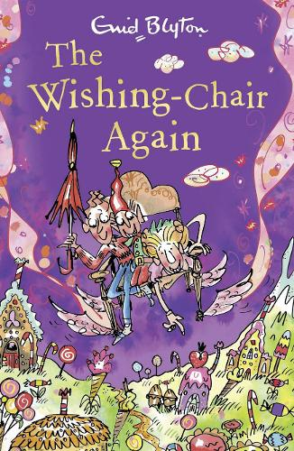 The Wishing-Chair Again - The Wishing-Chair Series (Paperback)