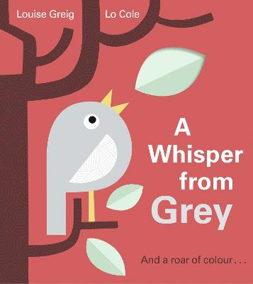 A Whisper from Grey (Paperback)