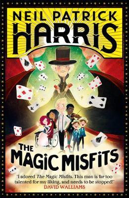 The Magic Misfits (Paperback)