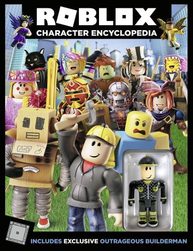 Roblox Character Encyclopedia (Hardback)