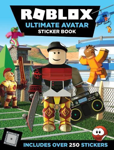Roblox Ultimate Avatar Sticker Book (Paperback)