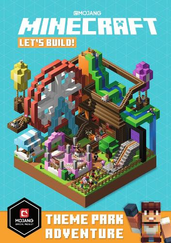 Minecraft Let's Build! Theme Park Adventure (Paperback)