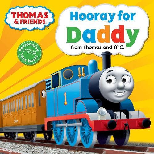 Thomas & Friends: Hooray for Daddy (Paperback)