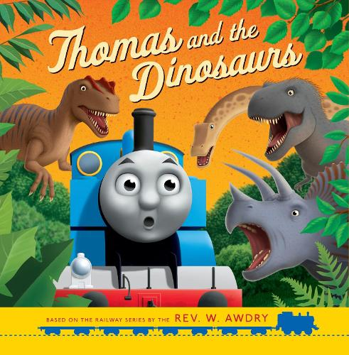 Thomas & Friends: Thomas and the Dinosaurs (Paperback)