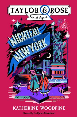Nightfall in New York - Taylor and Rose Secret Agents (Paperback)