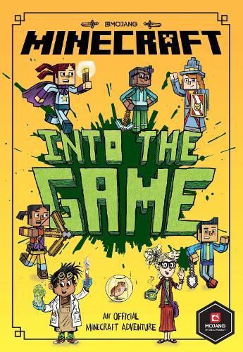 Minecraft: Into the Game (Minecraft Woodsword Chronicles #1) - Woodsword Chronicles (Paperback)