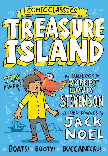 Comic Classics: Treasure Island - Comic Classics (Paperback)