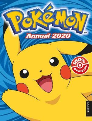 Pokemon Annual 2020 (Hardback)