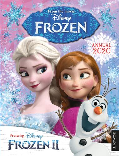 Disney Frozen Annual 2020 (Hardback)