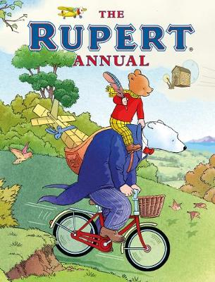 The Rupert Annual 2020 (Hardback)