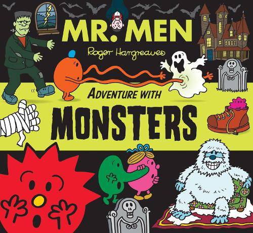 Mr Men Adventure with Monsters - Mr. Men and Little Miss Adventures (Paperback)