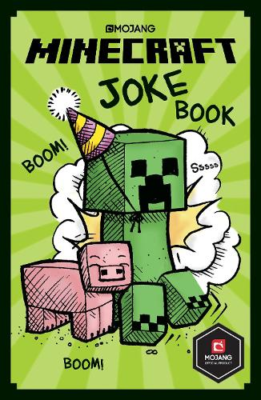 Minecraft Joke Book (Paperback)