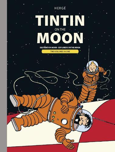 Tintin Moon Bindup