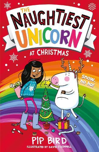 The Naughtiest Unicorn at Christmas - The Naughtiest Unicorn series (Paperback)