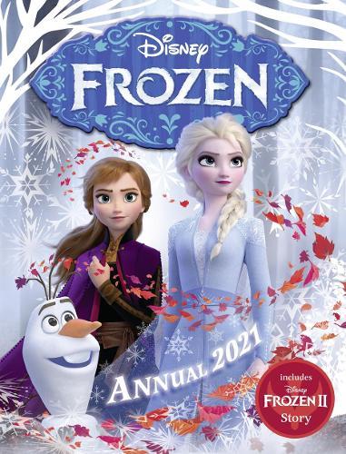 Disney Frozen Annual 2021 (Hardback)