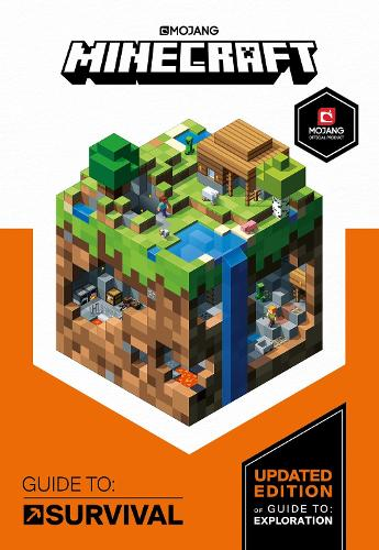 Minecraft Guide to Survival (Hardback)