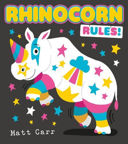 Rhinocorn Rules (Paperback)