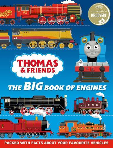 Thomas & Friends: The Big Book of Engines (Hardback)