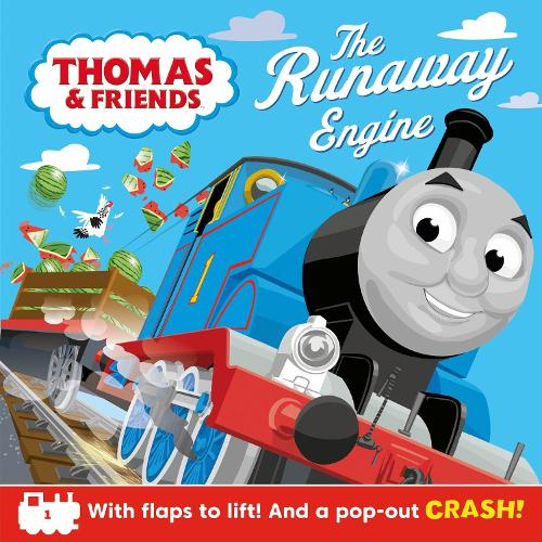 Thomas & Friends: The Runaway Engine Pop-Up (Board book)