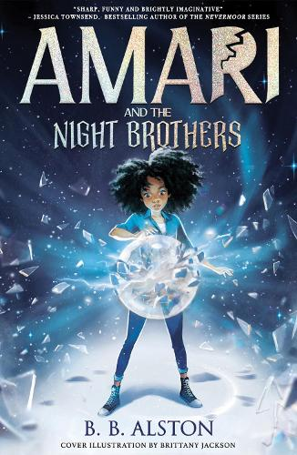 Amari and the Night Brothers (Paperback)