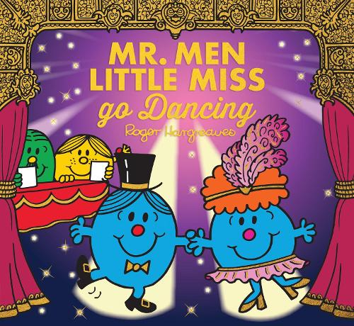 Mr. Men Little Miss go Dancing