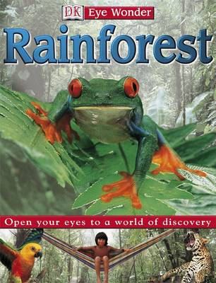 Rainforest - Eye Wonder (Paperback)