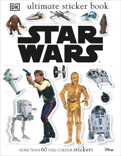 Star Wars Classic Ultimate Sticker Book (Paperback)