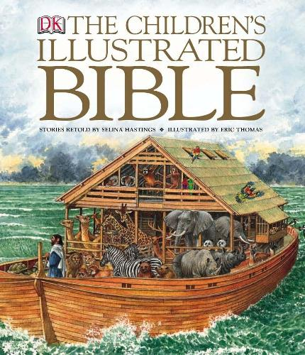 The Children's Illustrated Bible (Hardback)