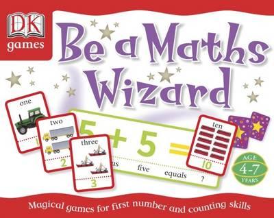 Be a Maths Wizard - DK Games