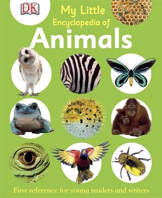 My Little Encyclopedia of Animals (Hardback)