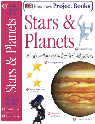Stars and Planets - Eyewitness Project Books (Paperback)