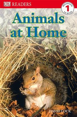 Animals at Home - DK Readers Level 1 (Paperback)