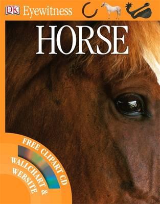Horse - Eyewitness (Paperback)