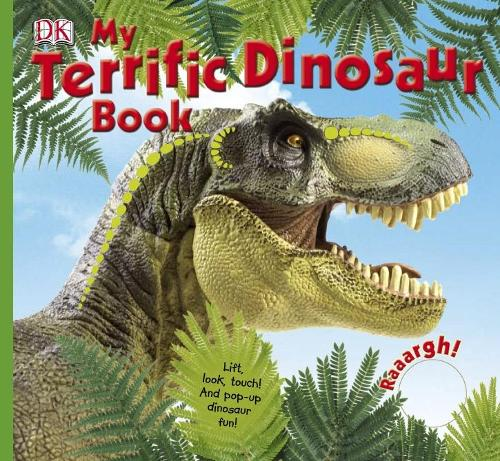My Terrific Dinosaur Book (Hardback)