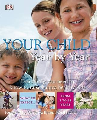 Your Child Year by Year (Hardback)
